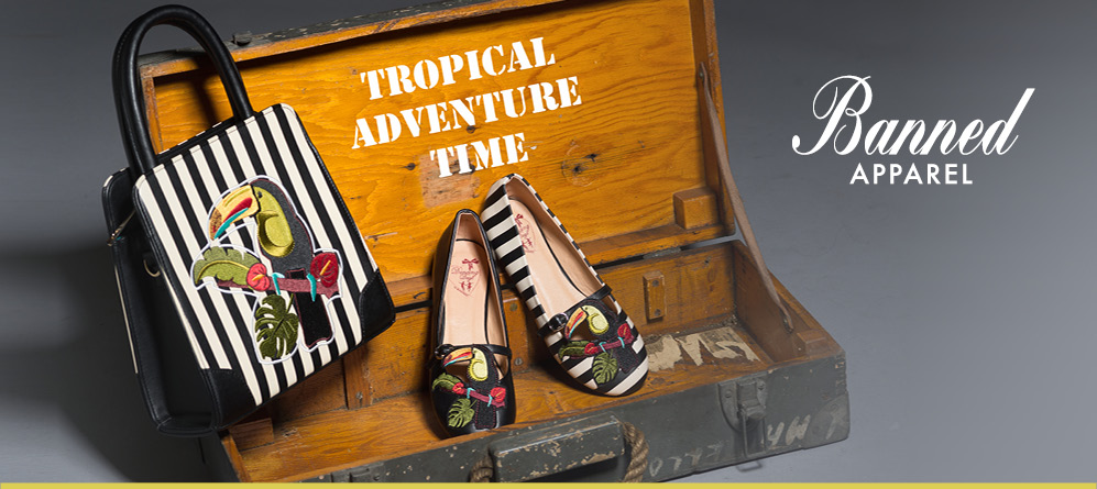 Banned Apparel Tropical Adventure